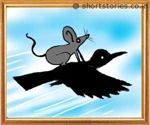 mouse-and-crow-panchatantra-tales-image3