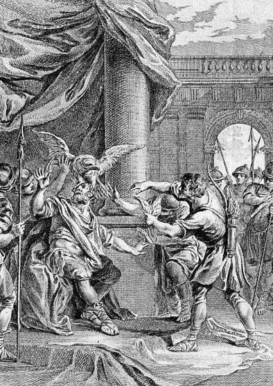 Jean de La Fontaine Fables - Book 12 - Fable 12