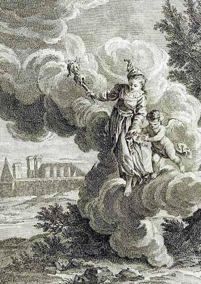 Jean de La Fontaine Fables - Book 12 - Fable 14