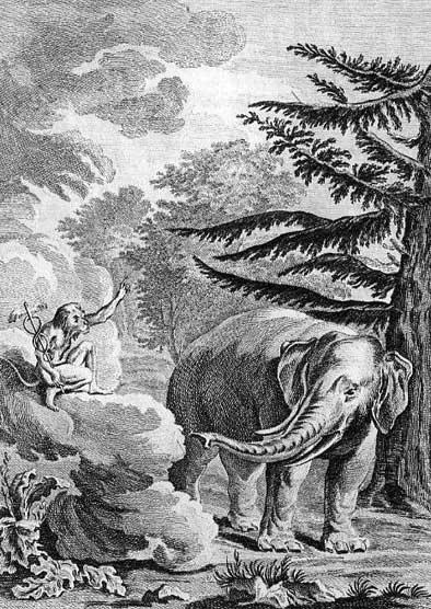 Jean de La Fontaine Fables - Book 12 - Fable 21
