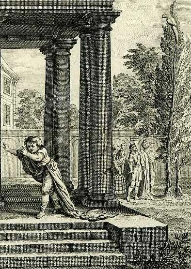 Jean de La Fontaine Fables - Book 10 - Fable 12