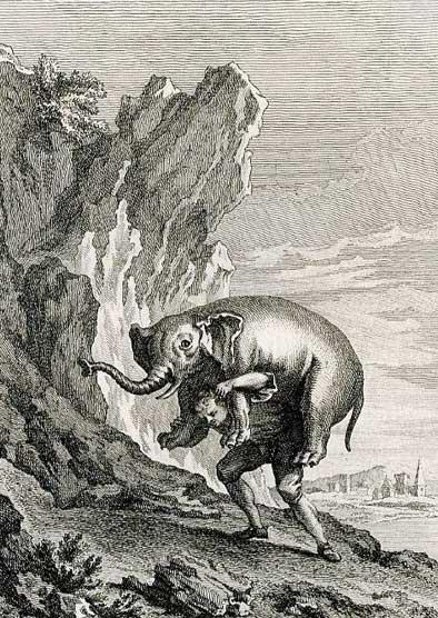 Jean de La Fontaine Fables - Book 10 - Fable 14