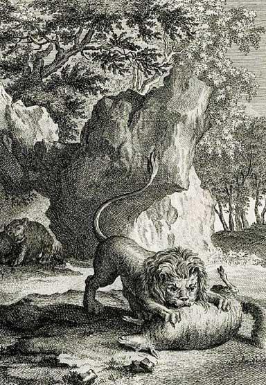 Jean de La Fontaine Fables - Book 11 - Fable 1
