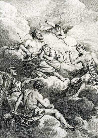 Jean de La Fontaine Fables - Book 11 - Fable 2