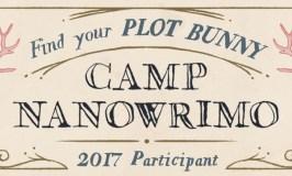 Camp NaNo Update