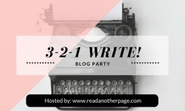 Party, Giveaway, and 3 Writing Books