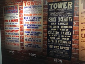 Blackpool-tower-circus-clown-readaraptor-hatchling-posters