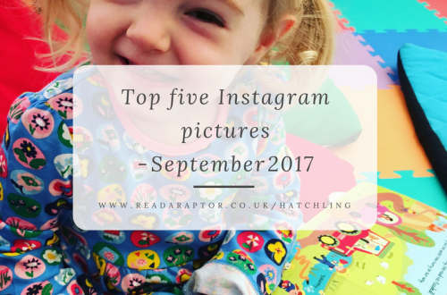 My top instgram pictures from September 2017