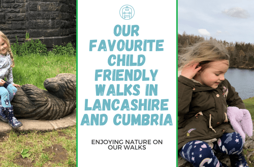 child friendly walks in Lancashire and Cumbria