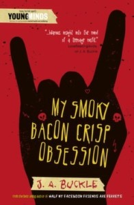 My Smoky Bacon Crisp Obsession - JA Buckle