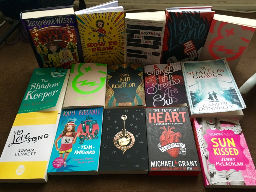 Book-haul-january-1