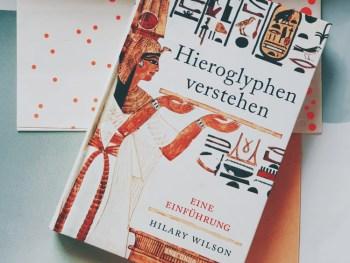Permalink zu:Hieroglyphen verstehen von Hilary Wilson [REZENSION]