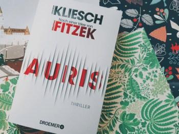 Permalink zu:Auris von Vincent Kliesch nach einer Idee von Sebastian Fitzek [REZENSION]