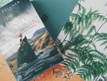 Permalink zu:Die Highlanderin von Eva Fellner [REZENSION]