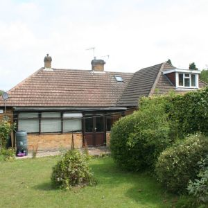 Builders building construction project Loft conversion and extension at Croham Valley Road, South Croydon CR0