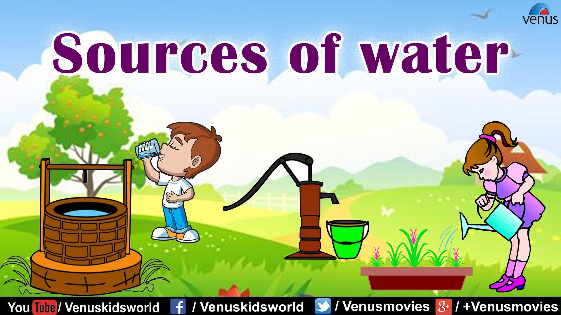 Water Treatment Worksheet Kindergarten