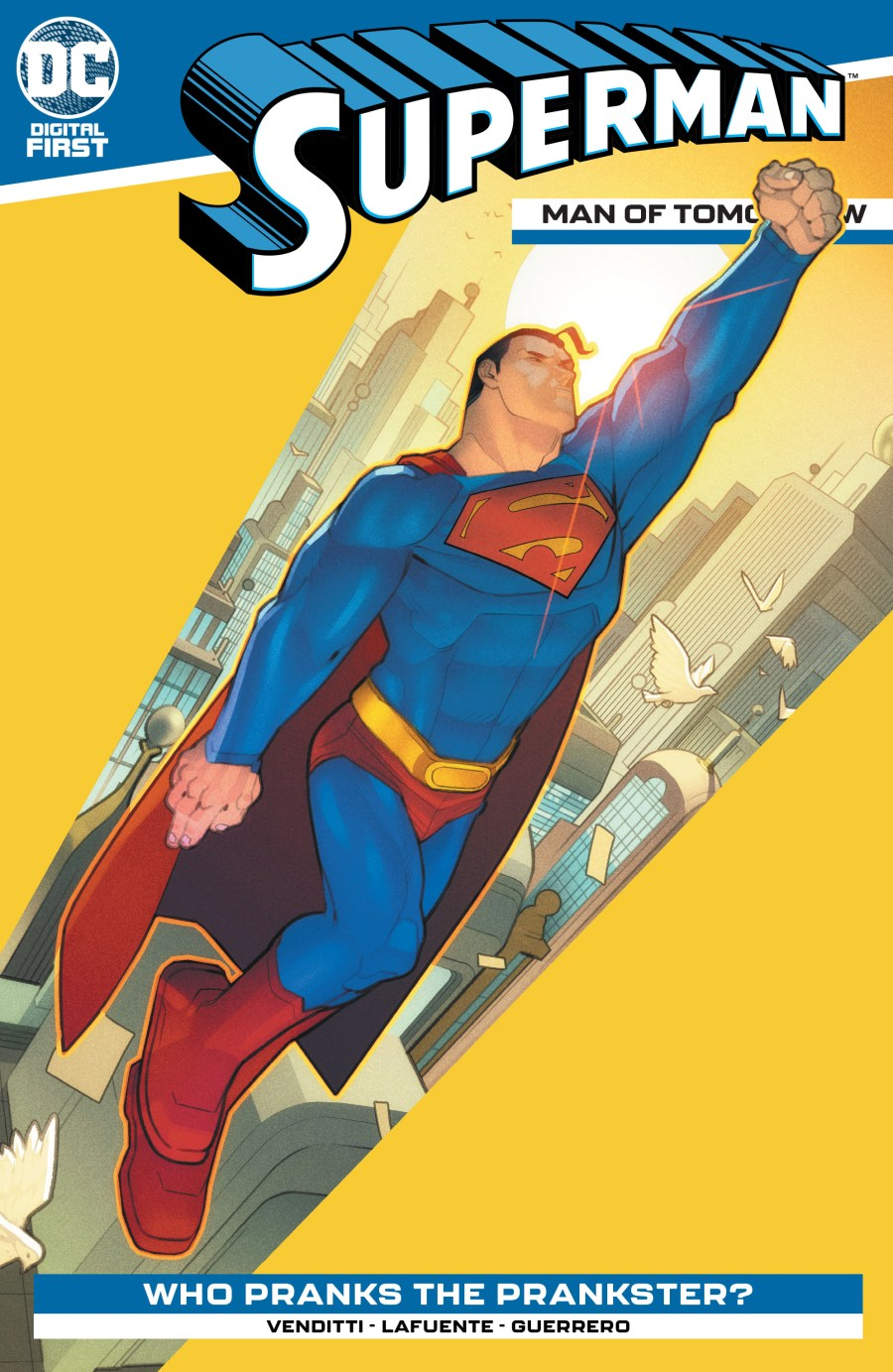 Superman: Man of Tomorrow #13 review