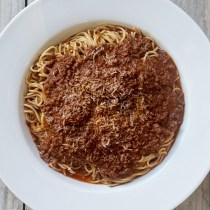 Spaghetti Bolognese—The Benefit of Patience in the Kitchen