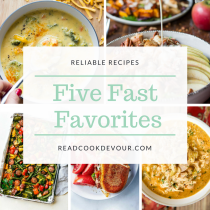 FIVE FAST FAVORITES