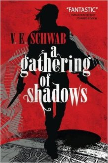 a gathering of shadows uk