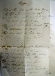 Lord Byron's draft of 'On the Death of the Duke of Dorset'