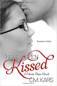 Review: Never Been Kissed (Never Been, #1) by C. M. Kars