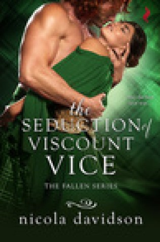 The Seduction of Viscount Vice by Nicola Davidson  –  Release Tour