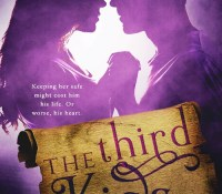 Cover Reveal  –  The Third Kiss by Kat Colmer  {Releases, August 7, 2017!}