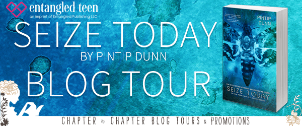 Blog Tour -  Seize Today (Forget Tomorrow #3) by Pintip Dunn  -  {Spotlight}
