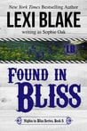 New Release:  Found in Bliss by Lexi Blake (Nights in Bliss #5)