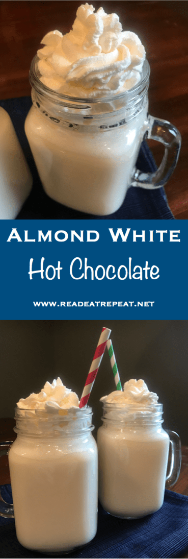 Almond White Hot Chocolate Pin jpeg