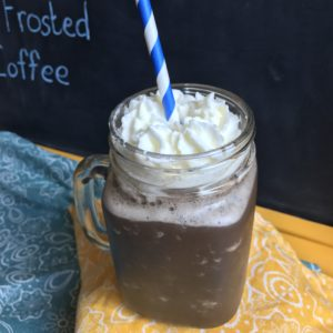 Mocha Frosted Coffee