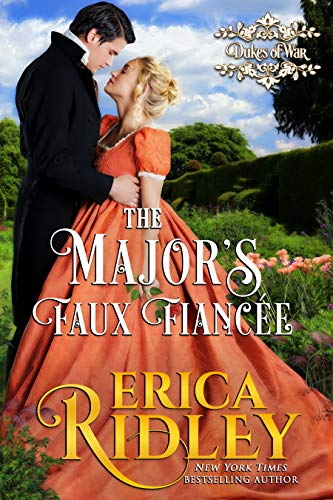 Historical Romance – The Major's Faux Fiancee