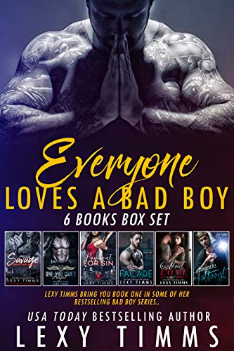 Bad Boy Romance – Everybody Loves A Bad Boy