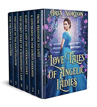 Historical Romance – Love Tales of Angelic Ladies