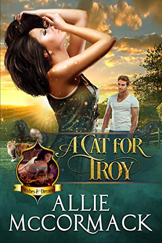 Paranormal Romance – A Cat for Troy