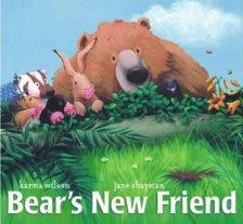 BearsNewFriend