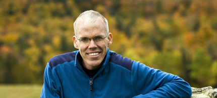 Bill McKibben. (photo: 350.org)