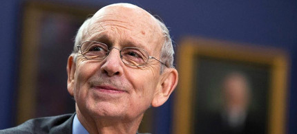 Justice Stephen Breyer. (photo: AP)