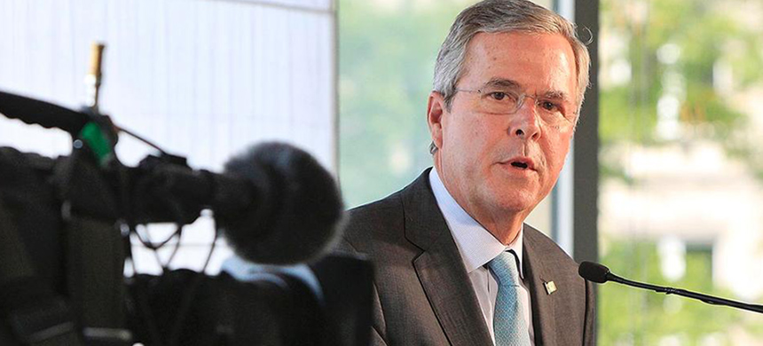 Jeb Bush. (photo: Getty Images)