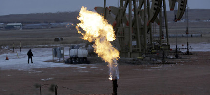 Fracking site. (photo: Eric Gay/AP)