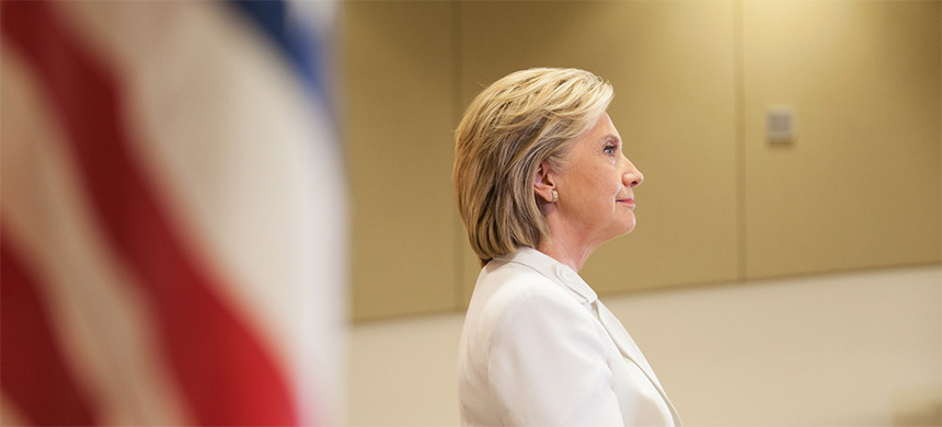 Hillary Clinton. (photo: AP)