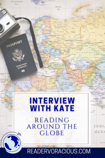 An interview with Kate
