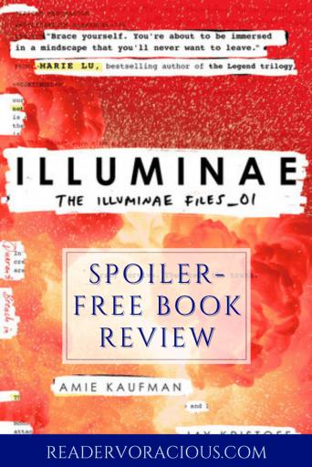 Review of Illuminae