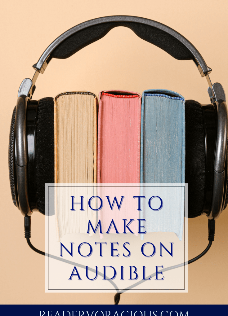 How to Take & Access Notes in Audible
