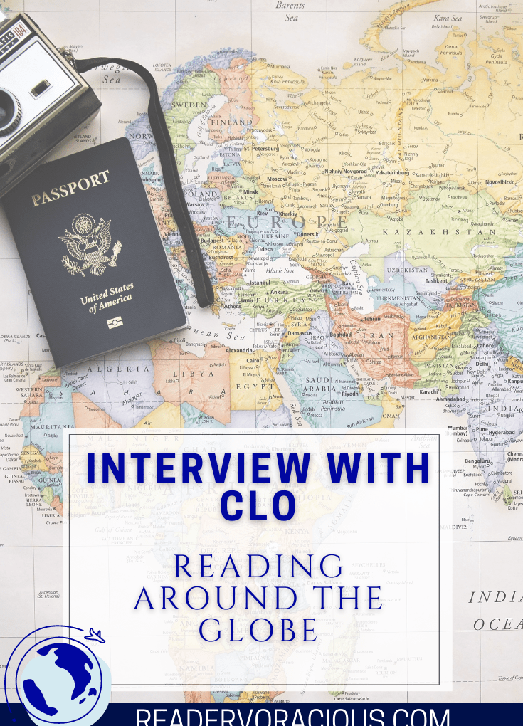 An Interview with Clo in England | Reading Around the Globe