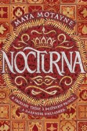 Cover for Nocturna by Maya Motayne