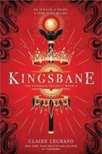 Cover for Kingsbane by Claire Legrand