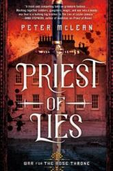 Priest of Lies by Peter McLean cover