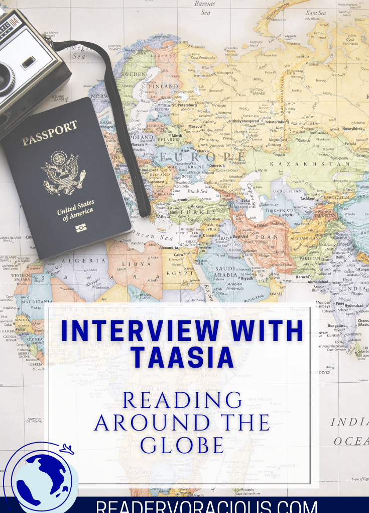 An Interview with Taasia in Singapore | Reading Around the Globe